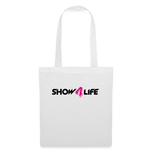 Show4life   Merchandise - Tas van stof