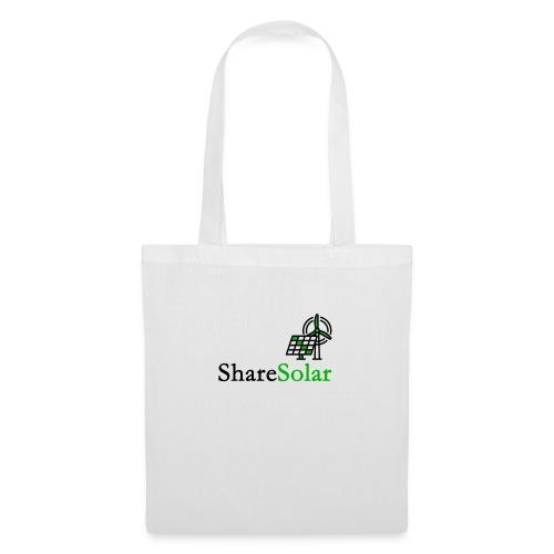 ShareSolar - Stoffbeutel