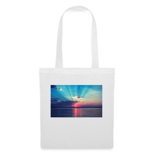Primus- Sunrise T-shirt Weiß - Stoffbeutel