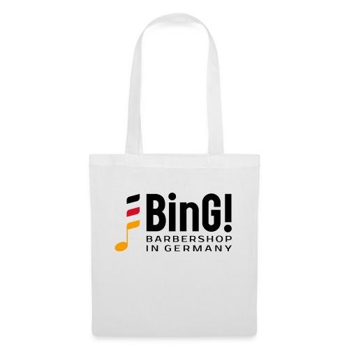 BinG Logo - Stoffbeutel