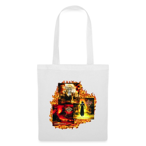 fire trilogy - Tote Bag