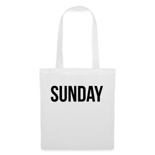 Sunday - Tote Bag