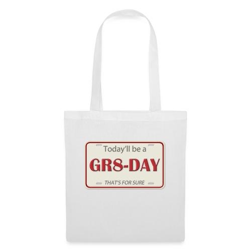 gr8-day - Bolsa de tela