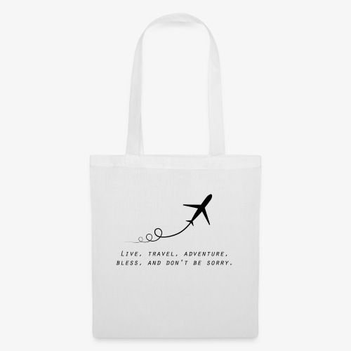 Travel Quotes 2 - Tote Bag
