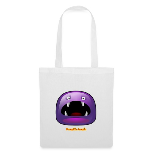 PumpkinJumpin 04 - Tote Bag