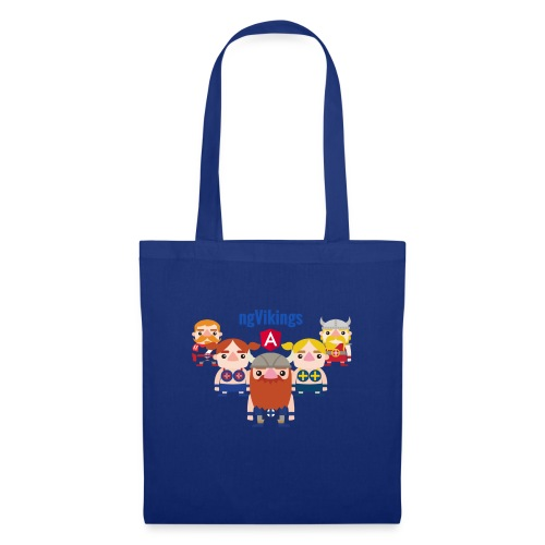Viking Friends - Tote Bag