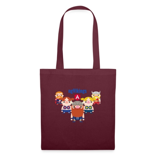 Viking Friends - Tote Bag
