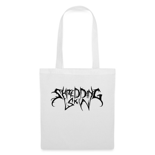 Logo_Shaped_Black - Tote Bag