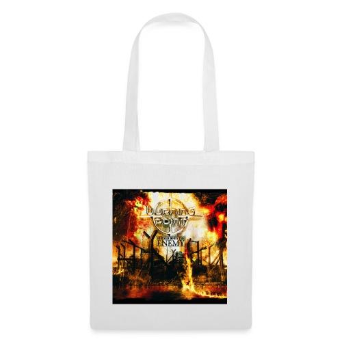 burned cover - Tote Bag