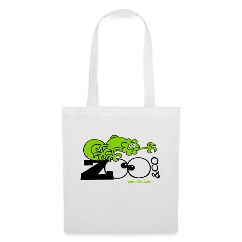 Zooco Chameleon - Tote Bag