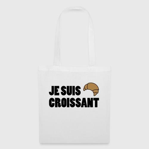 JE SUIS CROISSANT - Tote Bag