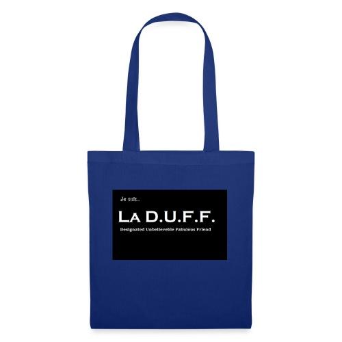 Je Suis La D.U.F.F. Shirt female - Tas van stof