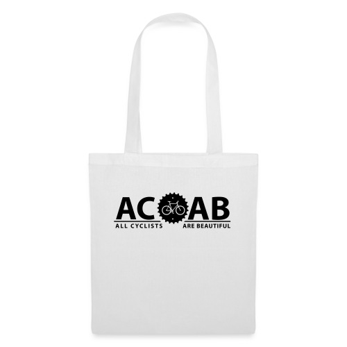 ACAB All Cyclists Are Beautiful T-Shirts - Stoffbeutel