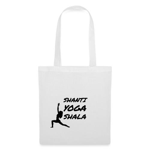 shanti yoga shala - Tote Bag