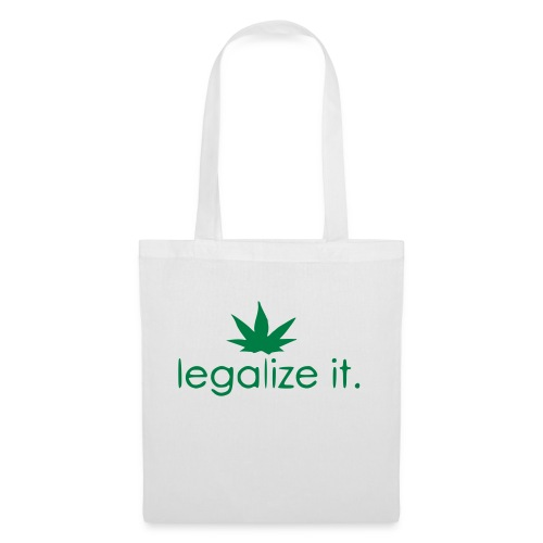 LEGALIZE IT! - Tote Bag