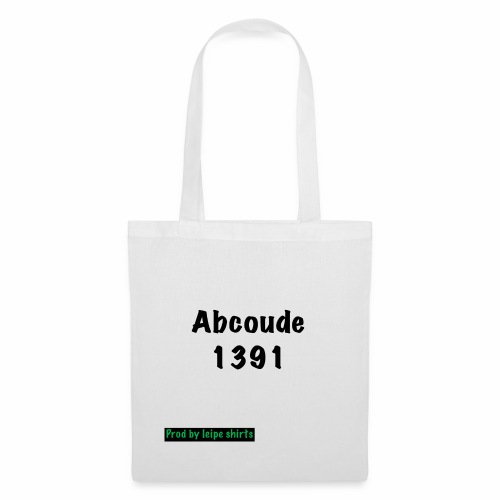 Abcoude post code merk - Tas van stof