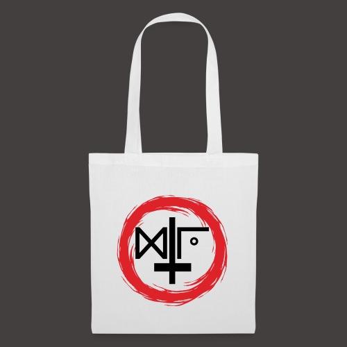 Logo Gu Croix Noir - Tote Bag