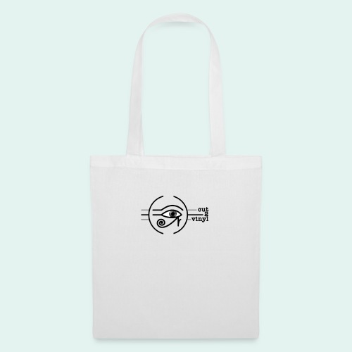 Cut2Vinyl with text - Tote Bag