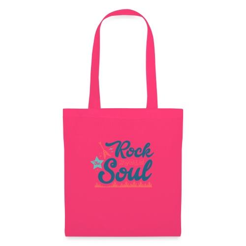 Rock Heals The Soul - Tote Bag