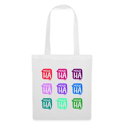 MOUAHA arc en ciel - Tote Bag