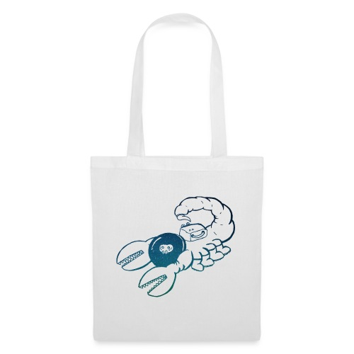 Space Scorpions?! (Stars) - Tote Bag