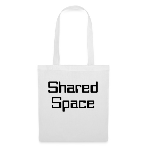 Shared Space - Stoffbeutel