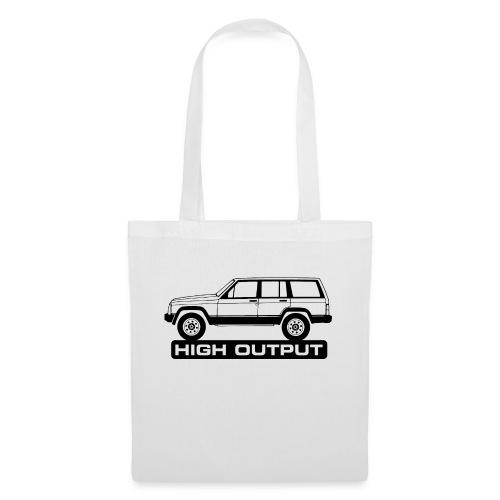 Jeep XJ High Output - Autonaut.com - Tote Bag
