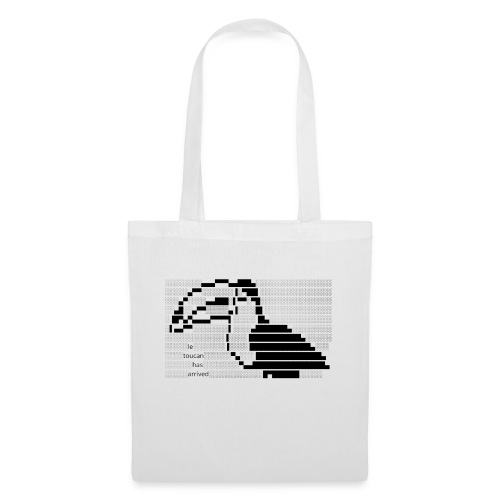 le toucan has arrived - Borsa di stoffa