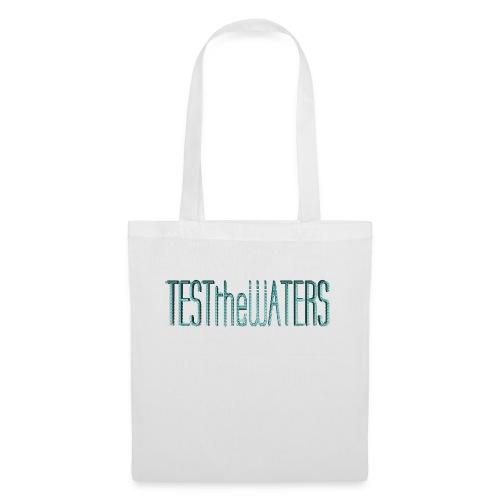 TESTtheWATERS BETA BLUE - Tote Bag