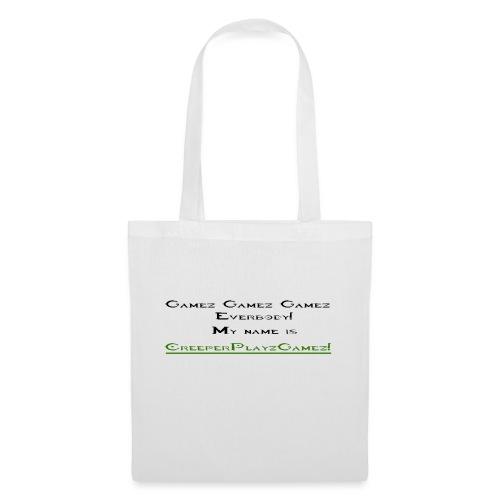 cpg intro - Tote Bag