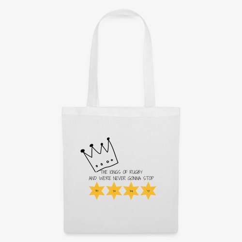 The Kings of Rugby - Tote Bag