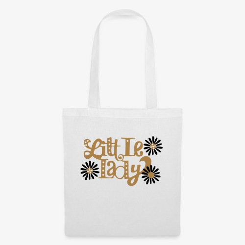 large_little-lady - Tote Bag