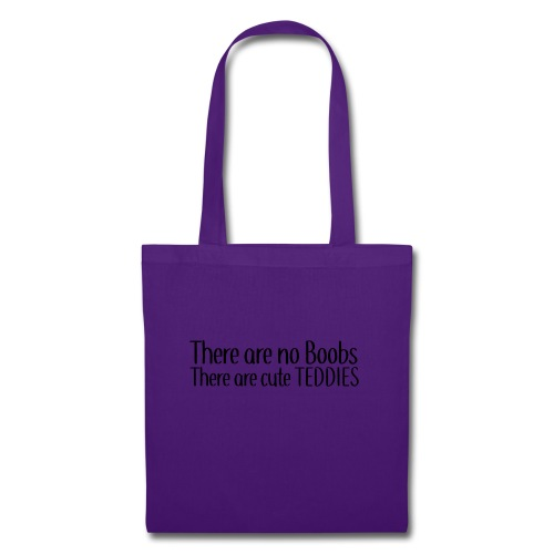 There are no Boobs - Tote Bag