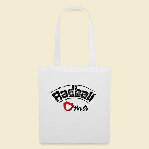 Radball   Oma - Stoffbeutel