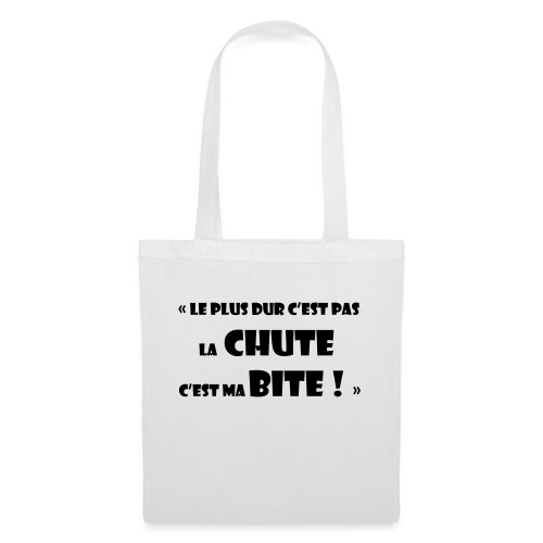 Dur comme - Tote Bag