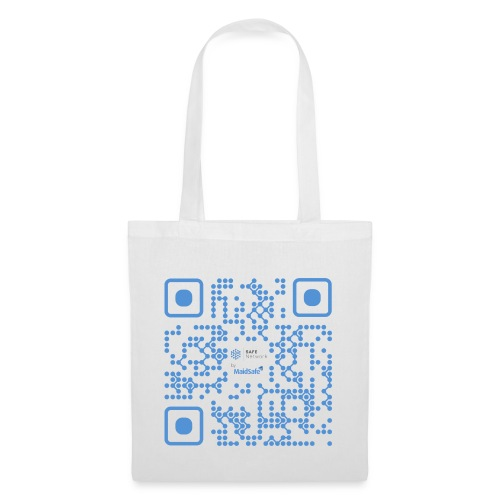 QR Maidsafe.net - Tote Bag