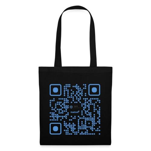 QR Maidsafe.net - Tote Bag