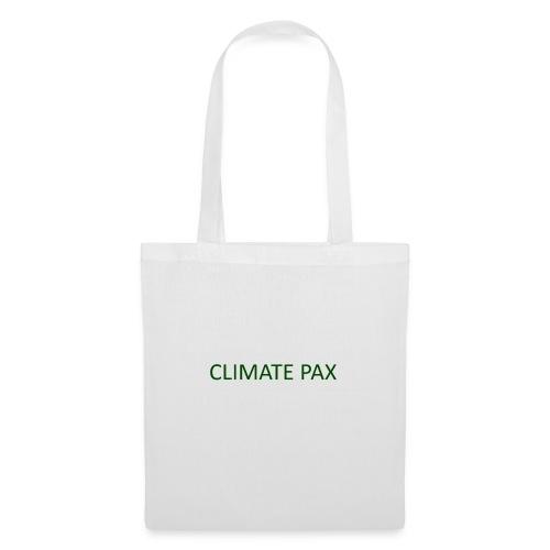 climate pax - Stoffbeutel