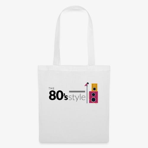 80s - Bolsa de tela