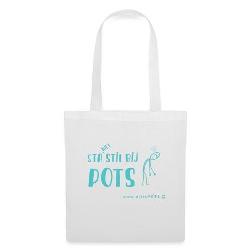 Sta (niet) stil bij POTS producten - Tas van stof