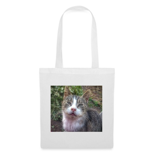Katze Max - Stoffbeutel