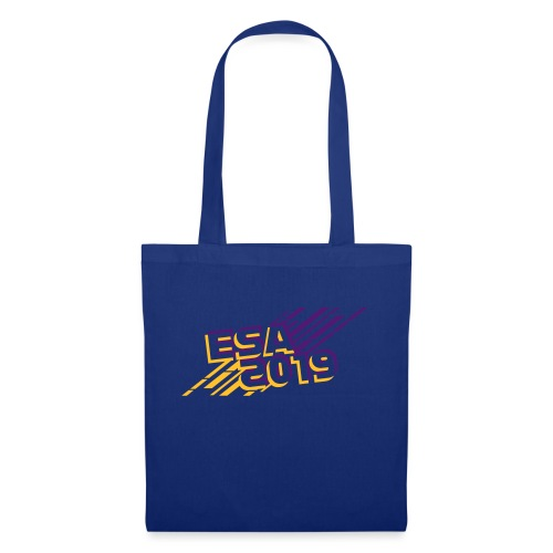 ESA 2019 - Summer Gold and Purple - Tote Bag