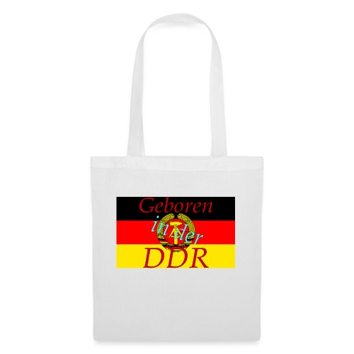 DDR - Stoffbeutel
