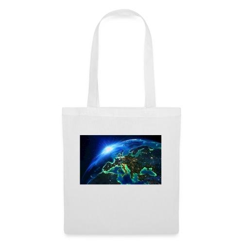 Planeta Tierra - Bolsa de tela