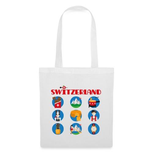 Switzerland - Stoffbeutel