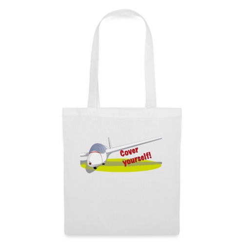 Cover yourself! - Tote Bag
