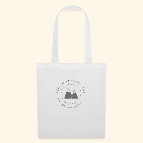 this mountain - Tote Bag
