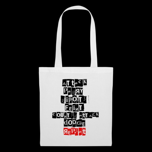 Repeat - Tote Bag