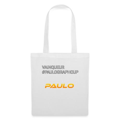 #PAULOGRAPHCUP - Tote Bag