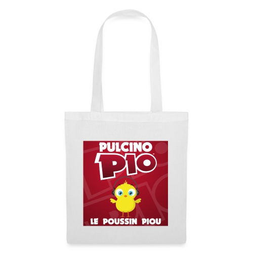 LE POUSSIN PIOU parts jpg - Tote Bag